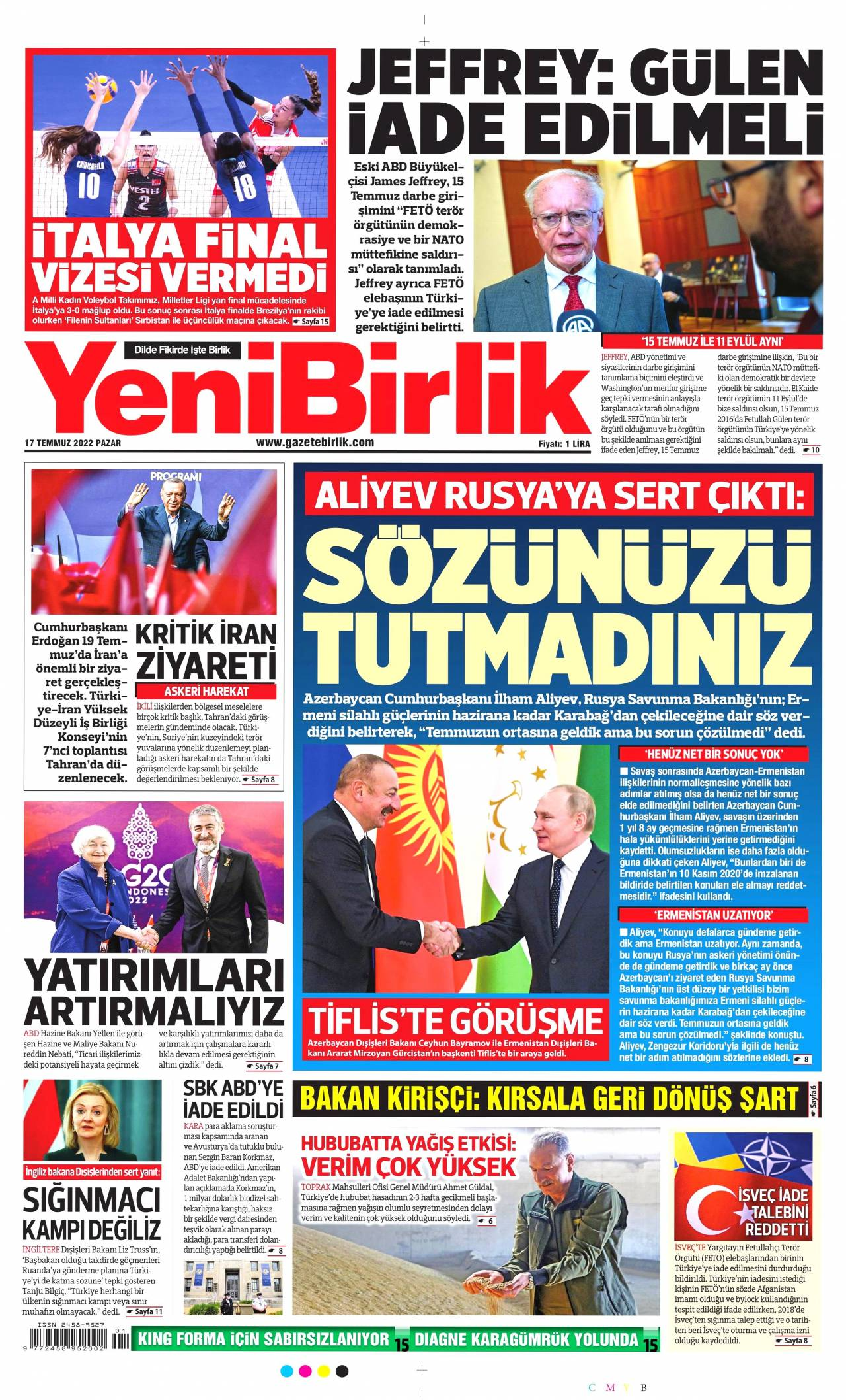 Gazete Manşetleri | Gazete Keyfi, Gazeteler, Gazete Oku